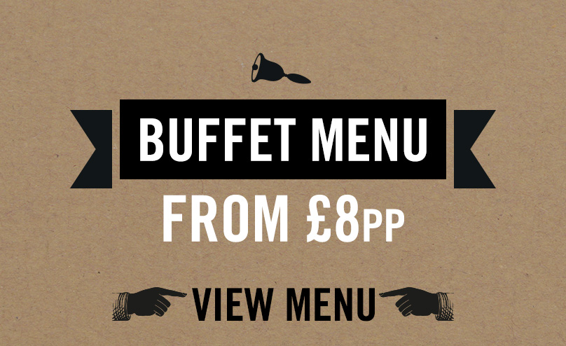 Festive buffet menu at The Beverley
