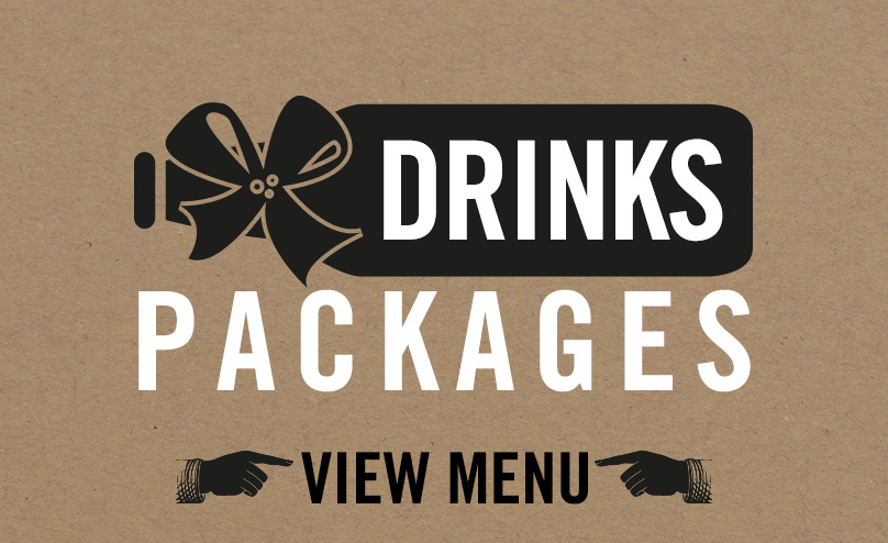 Drinks packages available at The Beverley