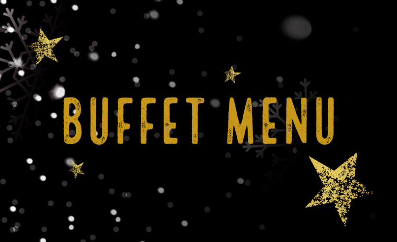 Festive buffet at The Beverley