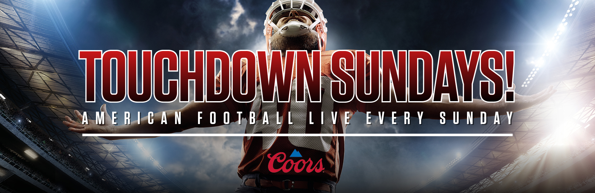 Watch NFL at The Beverley