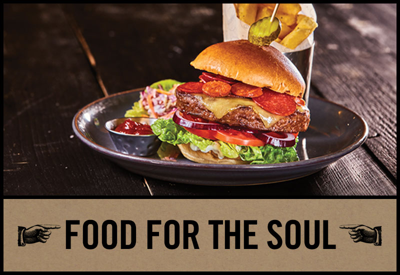 Food for the soul at The Beverley