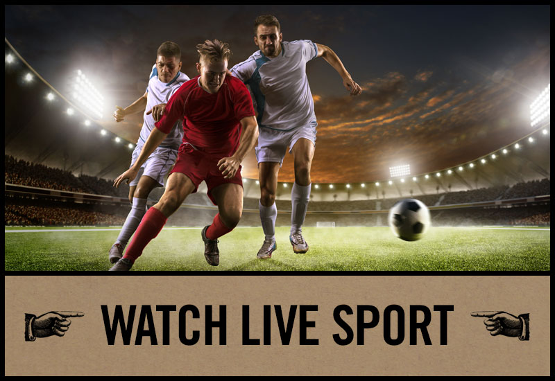 Live Sport at The Beverley